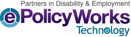 ePolicyWorks: Partners in Disability & Employment